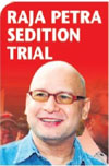 Raja Petra Sedition trial: 'It was not C4'