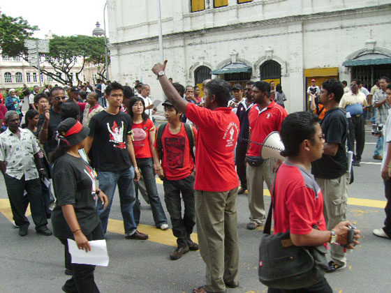 The May Day celebrations