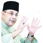 Datuk Seri Syed Hamid Albar