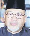 Tan Sri Alauddin Mohd Sheriff